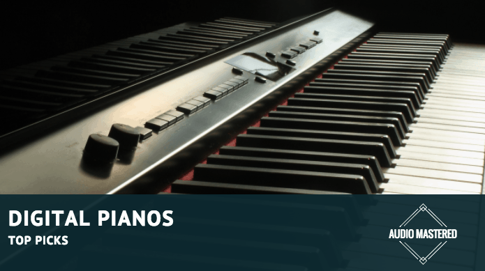 e3542d1f9ce The Top 10 Best Digital Pianos (Updated For 2019) - Audio Mastered