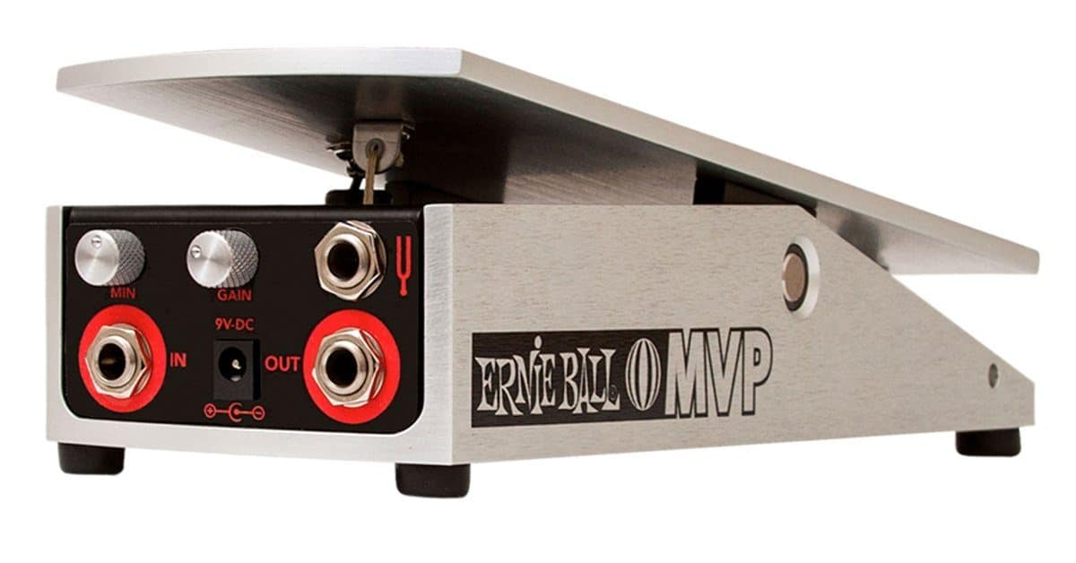 Ernie Ball MVP, Most Valuable Pedal