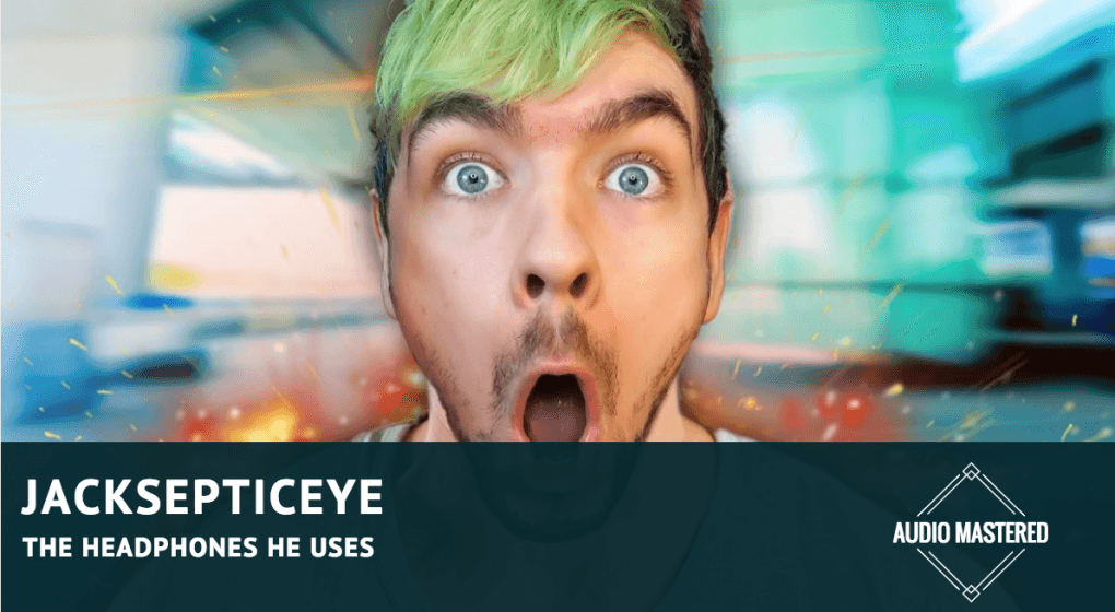 JackSepticEye Headphones