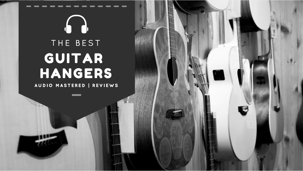 The Best Guitar Hangers