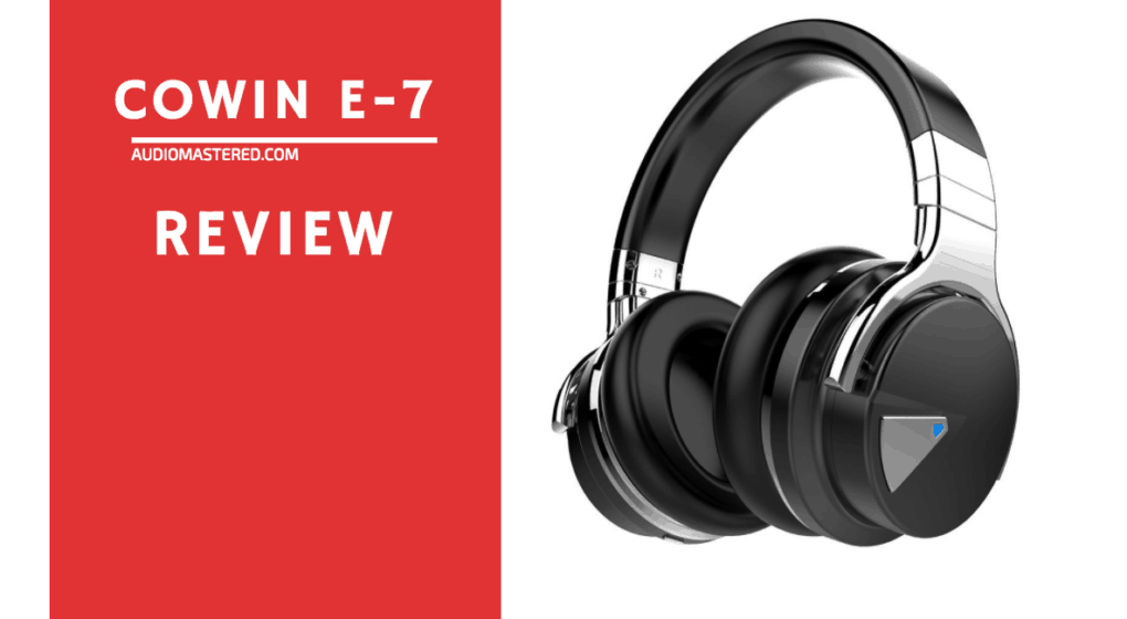 Cowin E-7 Review 2017