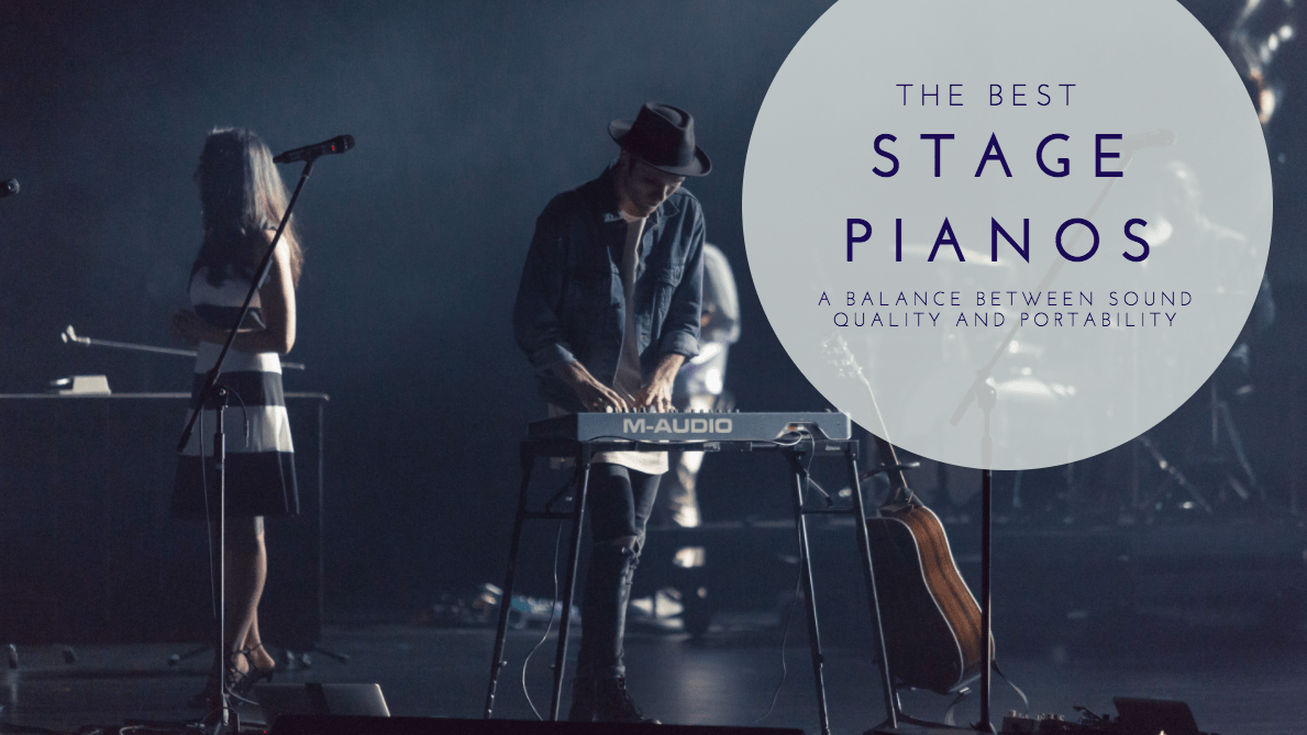 The Best Stage Piano