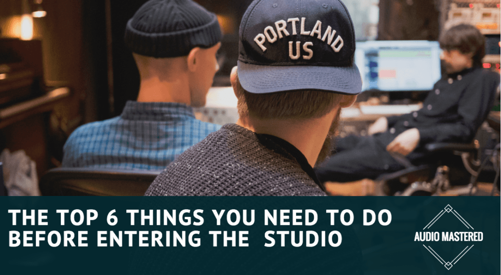 Music Recording Studio Tips