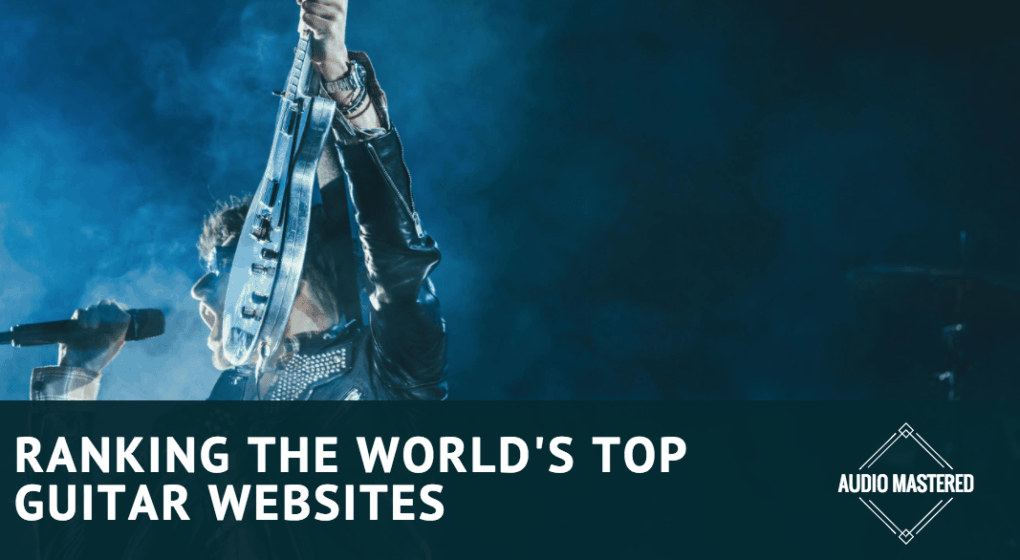 Top Guitar Websites