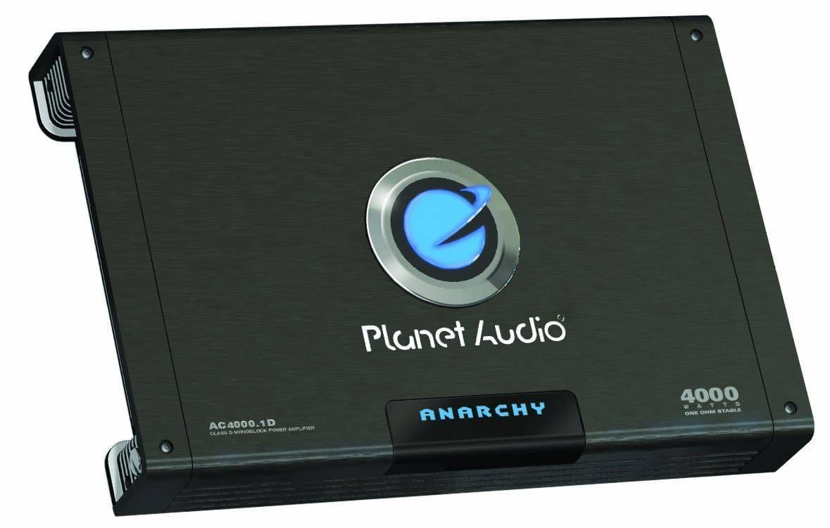 Planet Audio AC4000. 1D