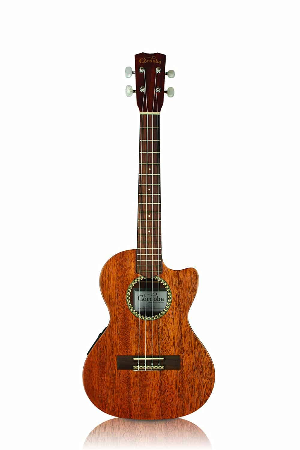 Cordoba 20TM- CE Acoustic-Electric Tenor Ukulele