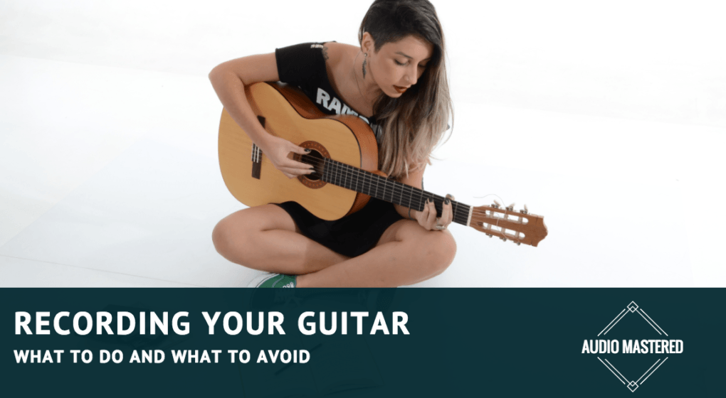 How to record your guitar