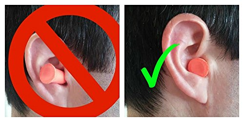 Correct Earplug Use