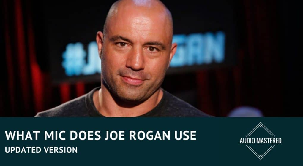 What Mic Does Joe Rogan Use